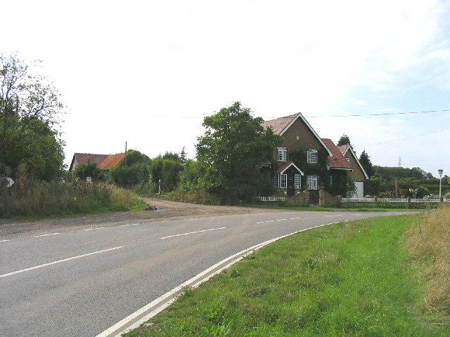 Park Farm, Dunton Road, Herongate, Essex
