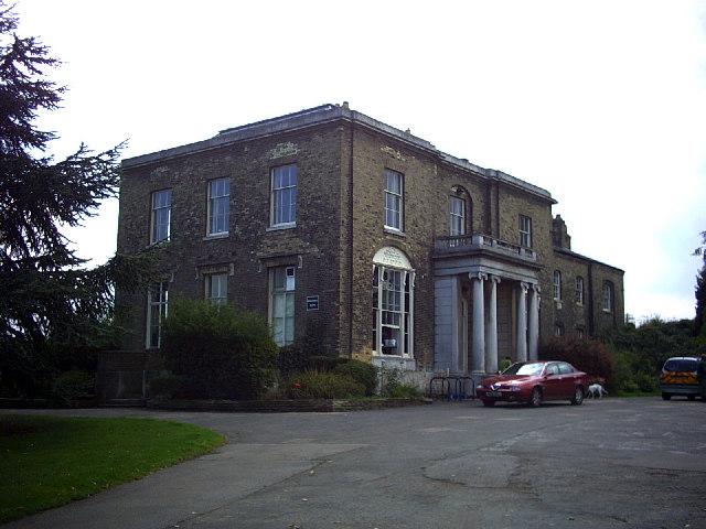 Brockwell Hall, Brockwell Park.