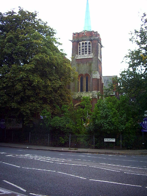 Rosemead Preparatory School, Thurlow Park Road (A205)