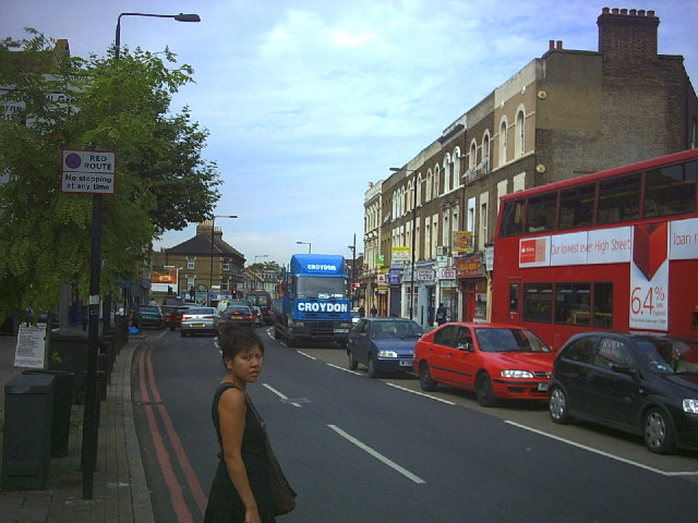 Norwood Road, Tulse Hill (A215).