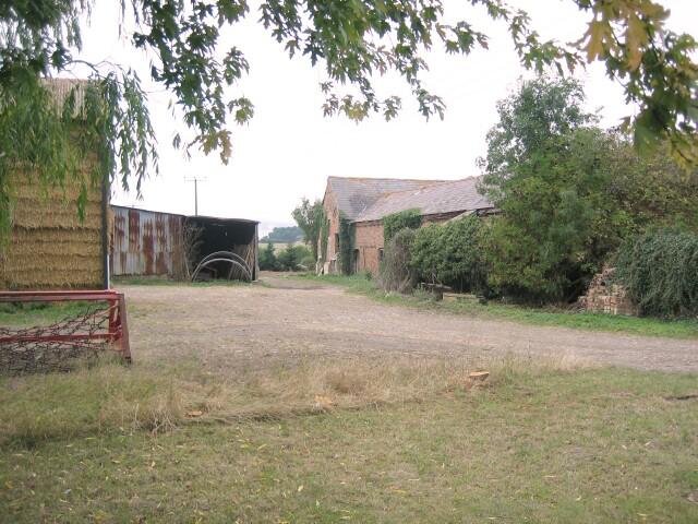 Top Farm, Aston Somerville
