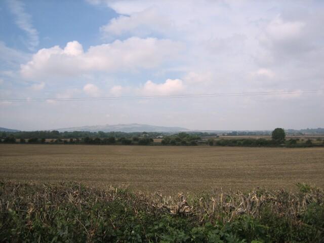 Fields near Laverton