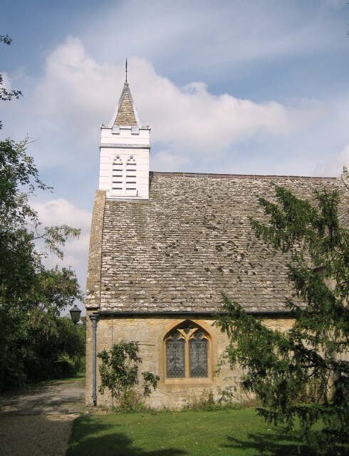 Wormington Parish Church