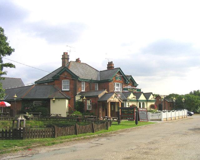 Dukes Head Public House, Little Burstead, Essex