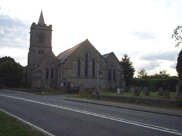 Holy Trinity Church, Lower Beeding