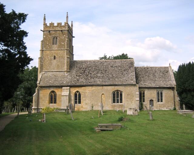 Didbrook Church