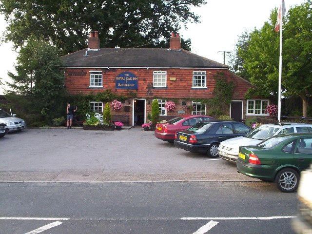The Royal Oak Inn, Handcross