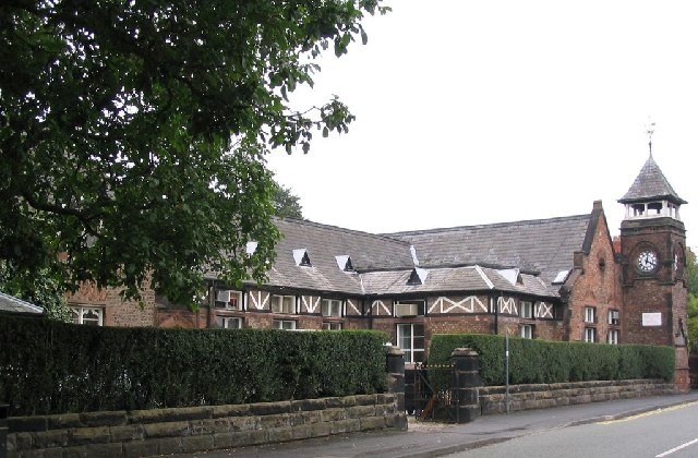 Old School.