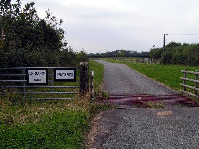 Longlands Farm, nr Gosforth