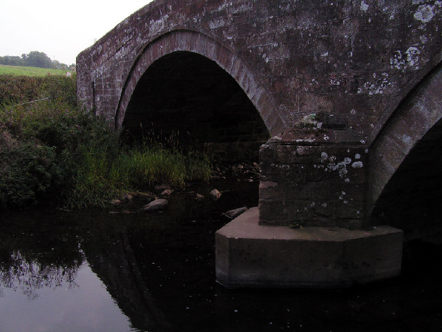 Ellenhall Bridge, near Gilcrux