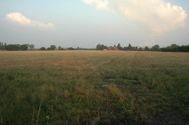 Farmer's Field - Lunts Heath near Widnes