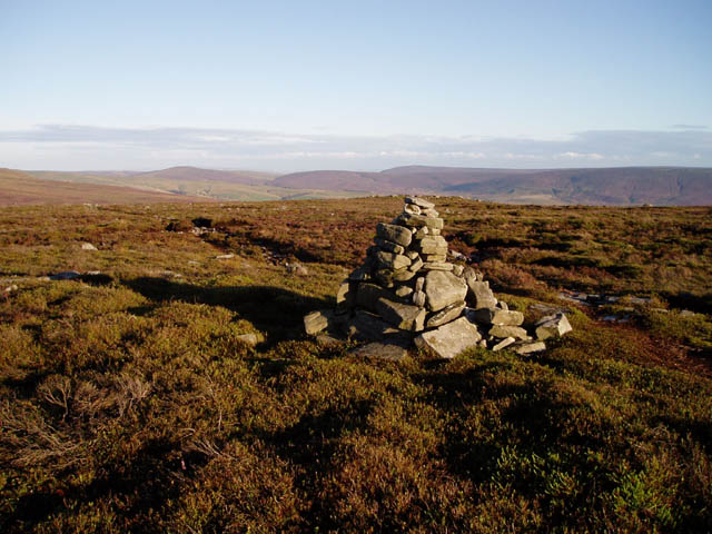 Summit of Grit Fell