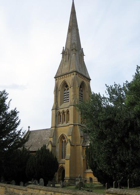 Toddington Church