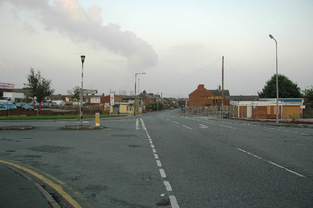 Deacon Road, Widnes