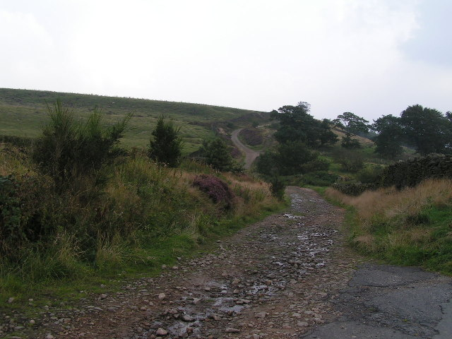 Over Hill Road
