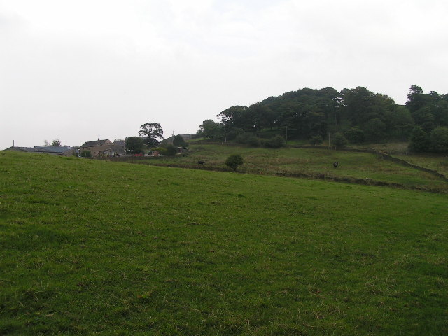 Brownhill Farm and Butterbank Plantation