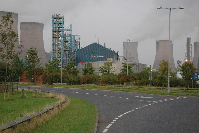 Chemical Plant, Widnes