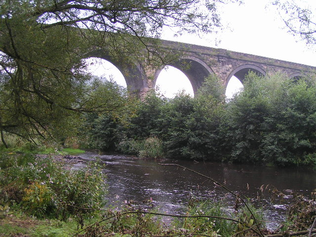 Viaduct, New Mills