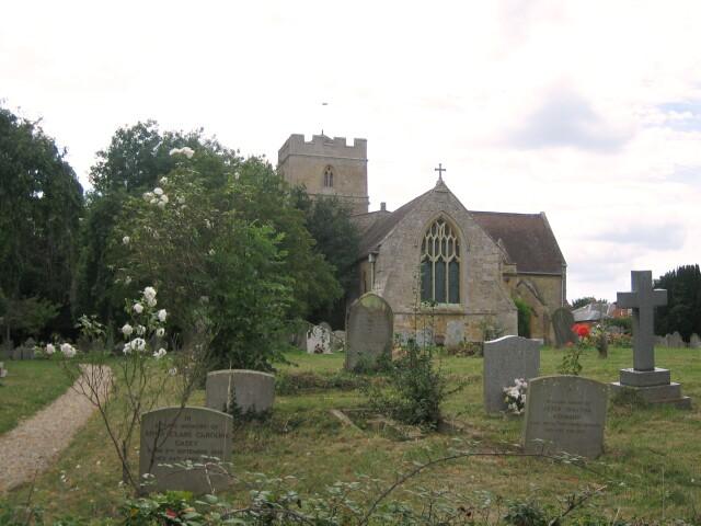 Dumbleton Church