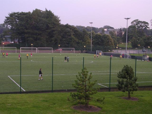 Glasgow Uni Garscube Sports Complex
