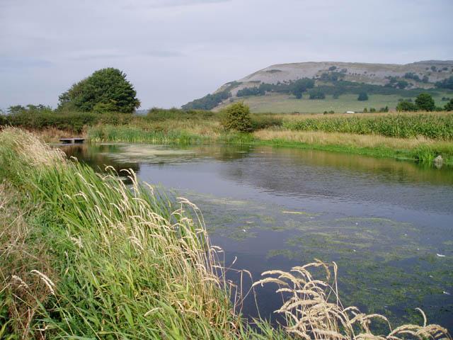 Lancaster Canal near Holme