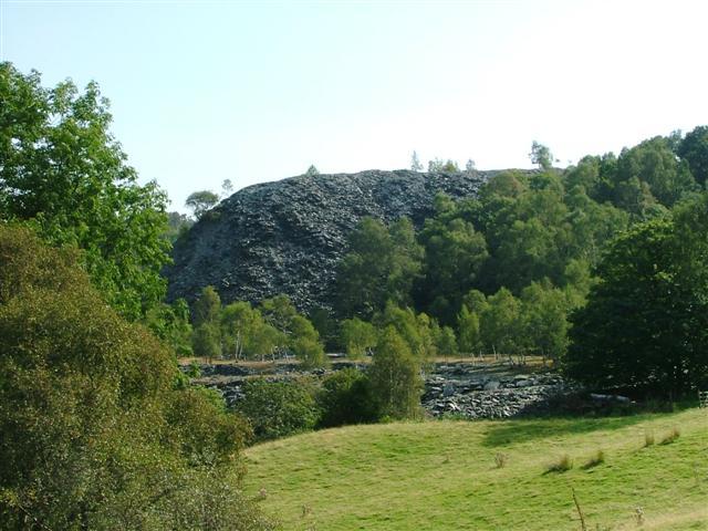 Hodge Close Quarries Spoil Tips
