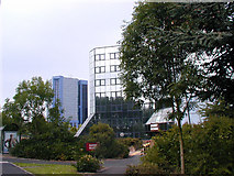 SJ7009 : Business Park at Telford Town Centre by Bob Bowyer