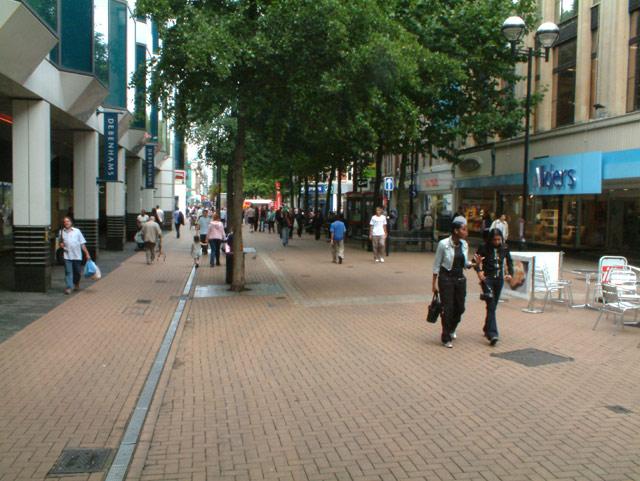North End, Croydon CR0