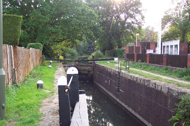Locks at Brookwood