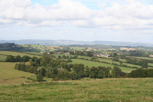 Hockworthy: north east to Ashbrittle