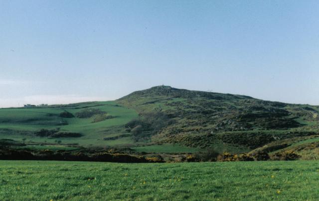 Mynydd y Garn, Anglesey