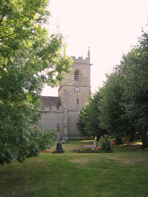 Hinton on the Green Church