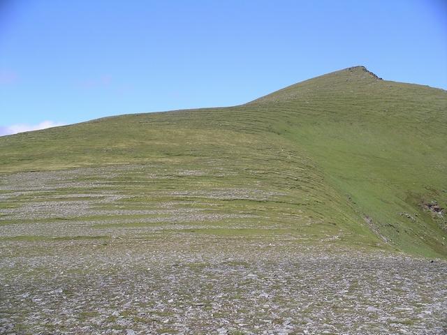S Ridge, Sgurr Mor
