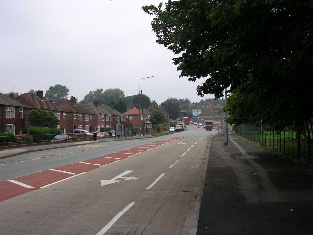 Agecroft Road