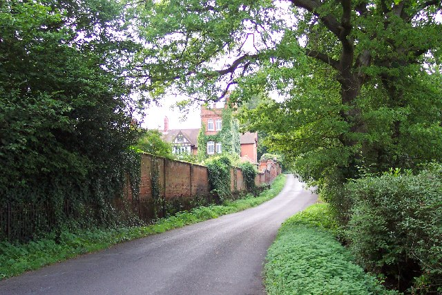 Furze Hill, Pirbright