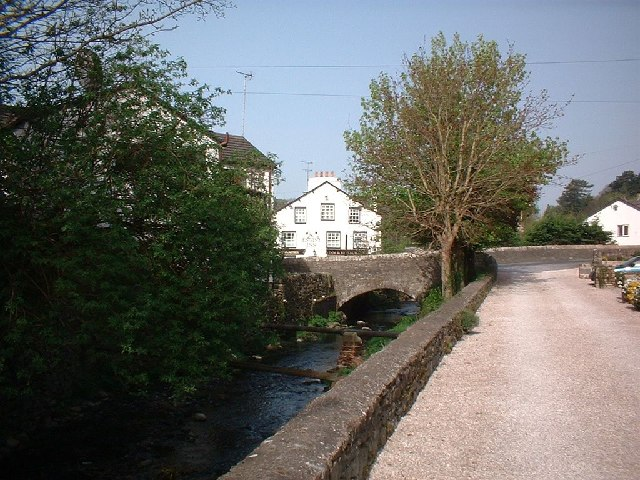 Mill Stream  and Bridge