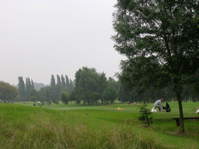 Swinton Park Golf Course