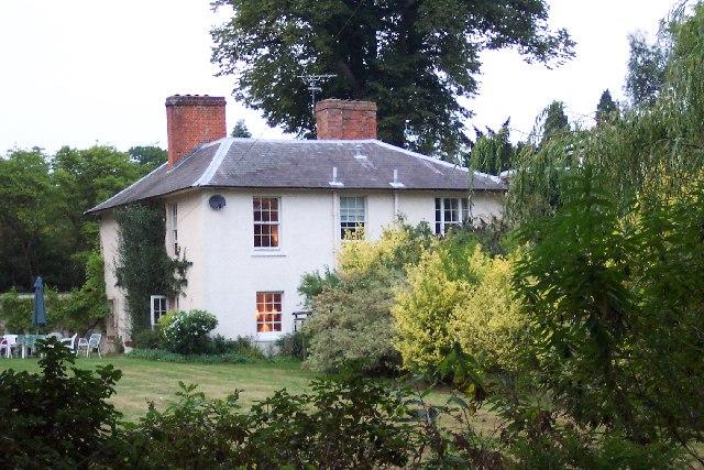 Pirbright Lodge