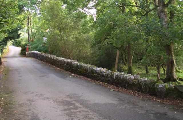 Pont Glanrhyd