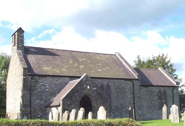 All Saints, Cellan