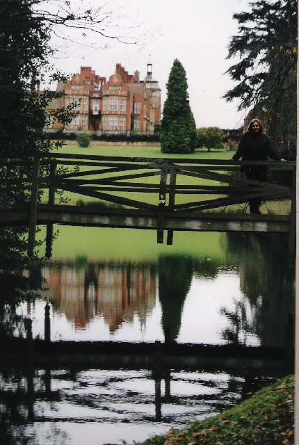 Tylney Hall, near Rotherwick, Hampshire