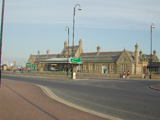 Morecambe Promenade station