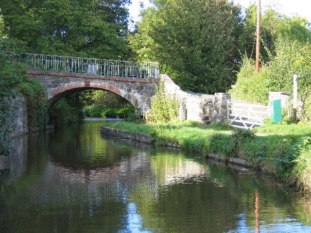 Monmouthshire and Brecon Canal, Union Bridge