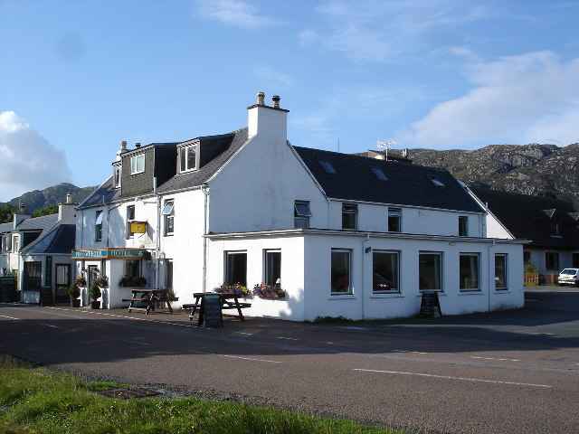 The Poolewe Hotel