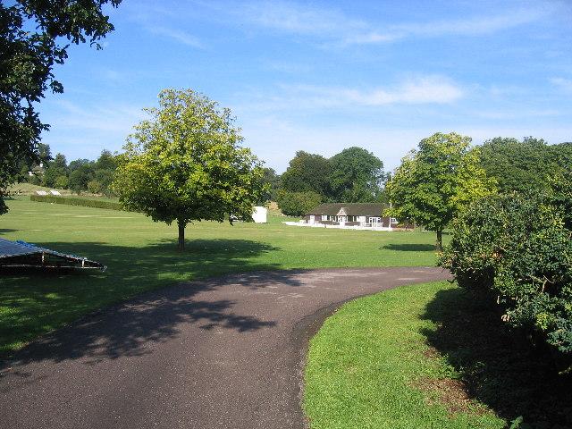 Amersham Cricket Club grounds