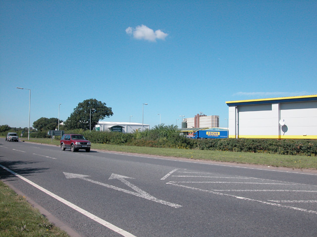 Newport Trading Estate