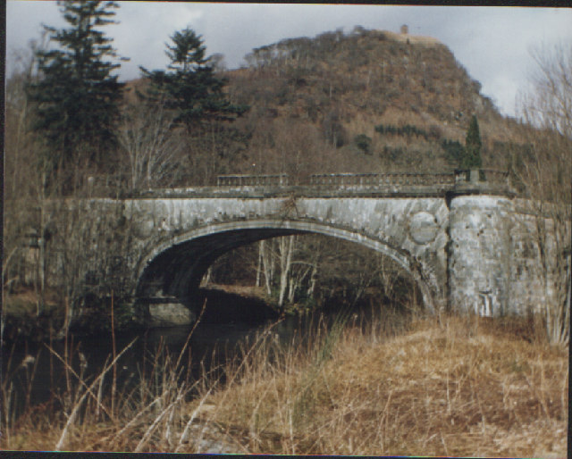 Garden Bridge, Inveraray