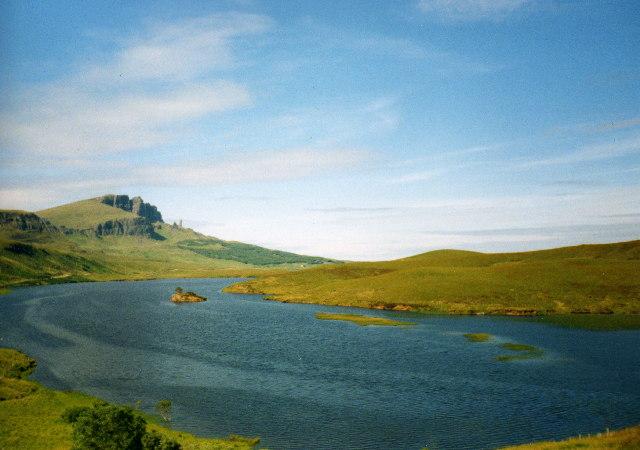 Loch Fada (Storr Lochs)