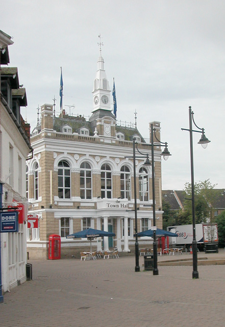 Old Town Hall Staines