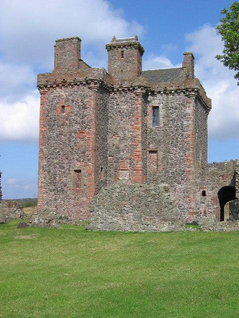 Balvaird Castle, Perth & Kinross